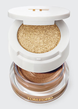 Cream and Powder Eye Color, 0.24 oz./ 0.07 oz.