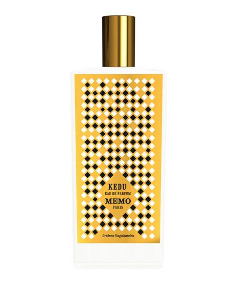 Kedu Eau de Parfum Spray, 75 mL