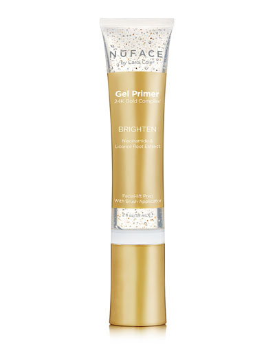 24K Gold Gel Primer - Brighten  2.0 oz.