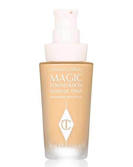 Magic Foundation SPF 15, 1.0 oz.
