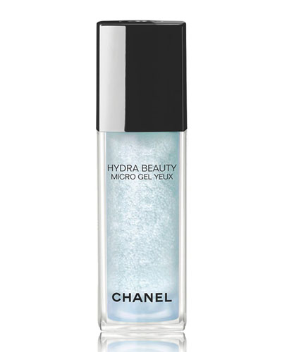 <b>HYDRA BEAUTY MICRO GEL YEUX</b><br> Intense Smoothing Hydration Eye Gel, 0.5 oz. / 15 ml