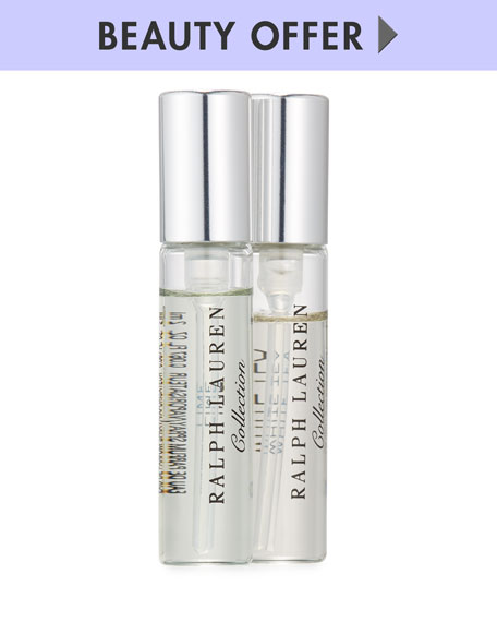White Tea & Lime Sample Duo, 2ml Each
