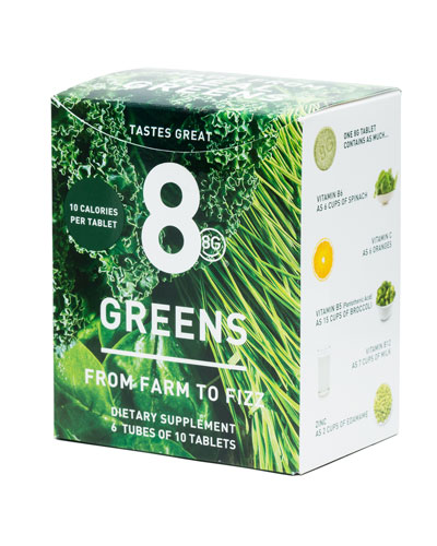 Essential Greens Booster  60 tablets