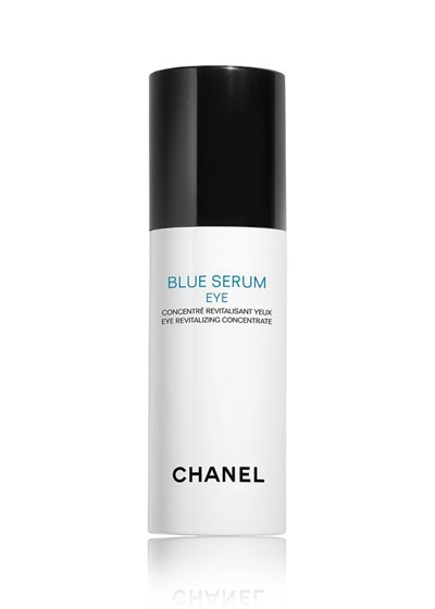<b>BLUE SERUM EYE</b><br> EYE REVITALIZING SERUM