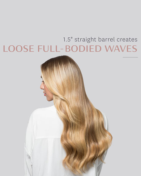 """Loose Waves 1.5"""" Interchangeable Styling Wand"""