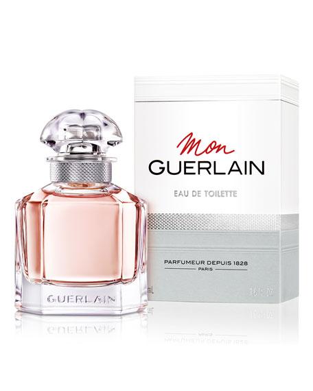 Mon Guerlain Eau de Toilette Spray, 1.6 oz./ 50 mL