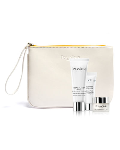 Yours with any $350 Natura Bisse Purchase