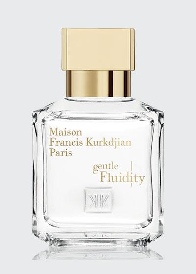 Exclusive gentle Fluidity Gold Eau de Parfum  2.4 oz./ 70 mL