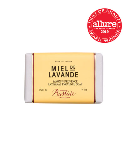Miel de Lavande Artisanal Provence Soap  7 oz. /200 g