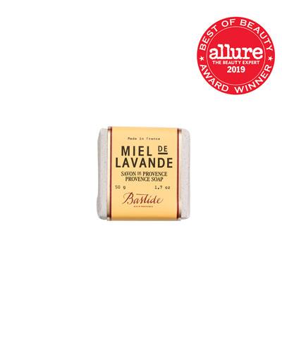 Miel de Lavande Artisanal Provence Soap  1.7 oz / 50 g