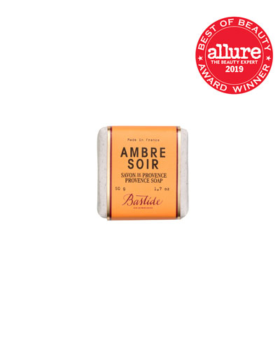Ambre Soir Artisanal Provence Soap  1.7 oz / 50 g