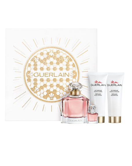 Mon Guerlain Eau de Parfum 3.4 oz. Gift Set ($180 Value)