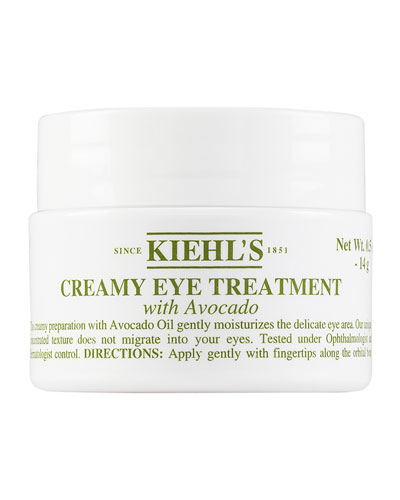 Creamy Eye Treatment with Avocado  0.5 oz