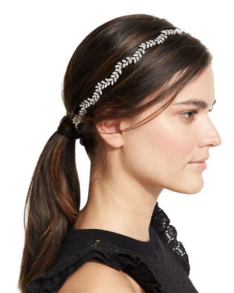 Vine Circlet Crystal Headband