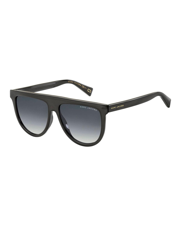 MARC JACOBS Sunglasses FLATTOP TEARDROP SUNGLASSES