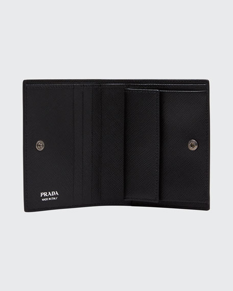Monochrome French Wallet