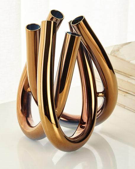 Triu Vase, Copper