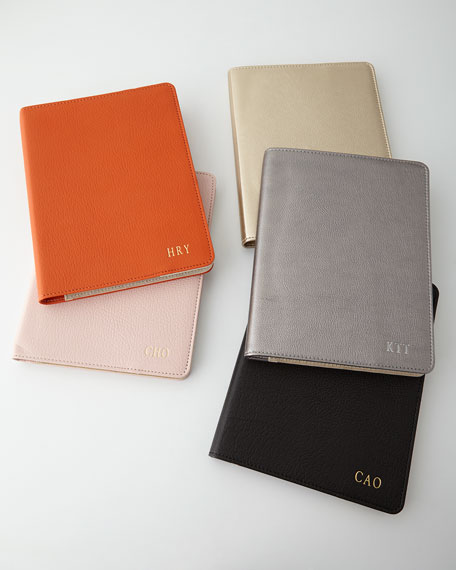 Personalized Wire-O-Notebook
