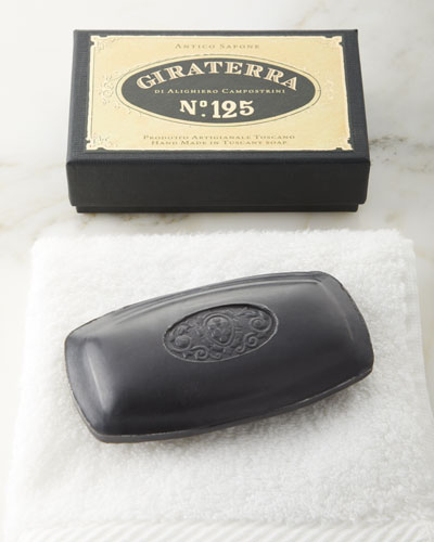 Giraterra Black Soap