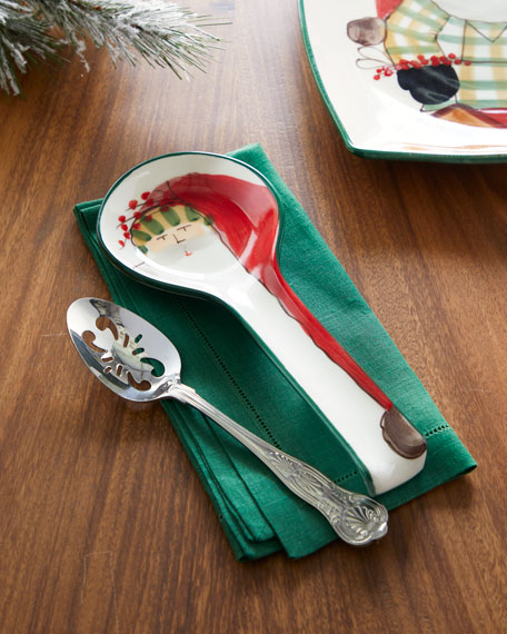 Old St. Nick Spoon Rest