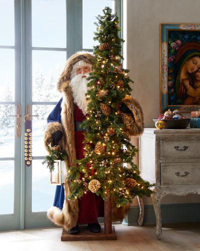 Holiday Spirit Santa