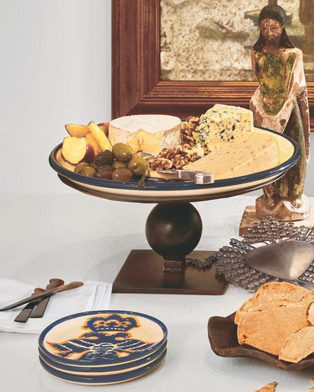 Doble Aguilita Platito Plates, Set of 4