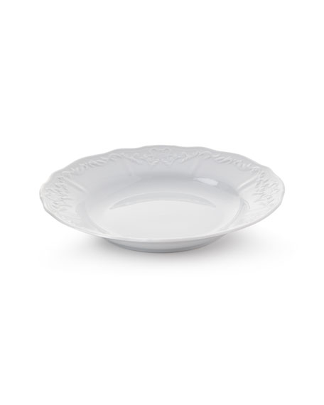 Simply Anna Rimmed Soup Bowl