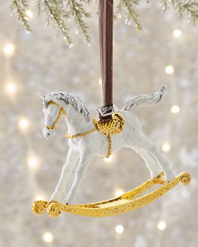 Rocking Horse Ornament