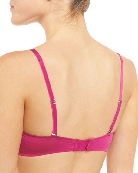 Intuition Push-Up Plunge Bra