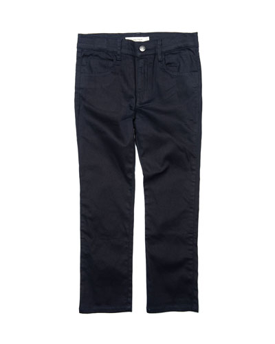 Boy's Straight Leg Leisure Pants  Size 2-10
