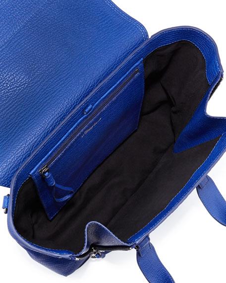 Pashli Mini Leather Satchel Bag