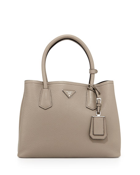 prada pebbled leather crossbody