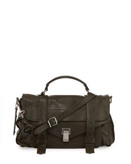 PS1 Medium Leather Satchel Bag