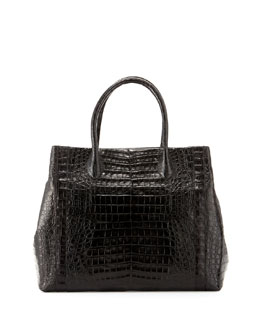 Crocodile Tote Bag
