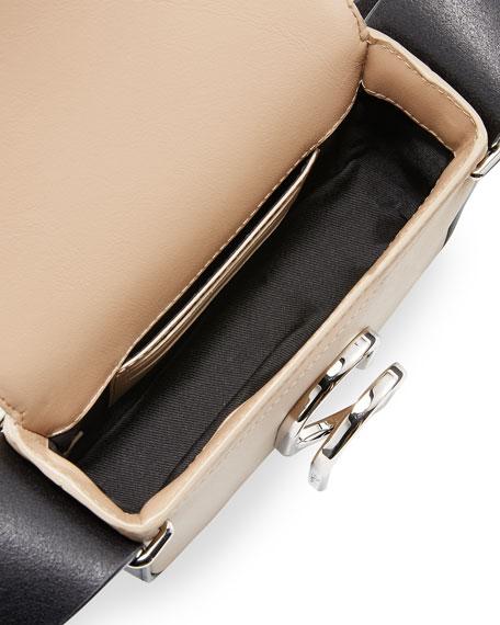 Alix Flap Mini Crossbody Bag