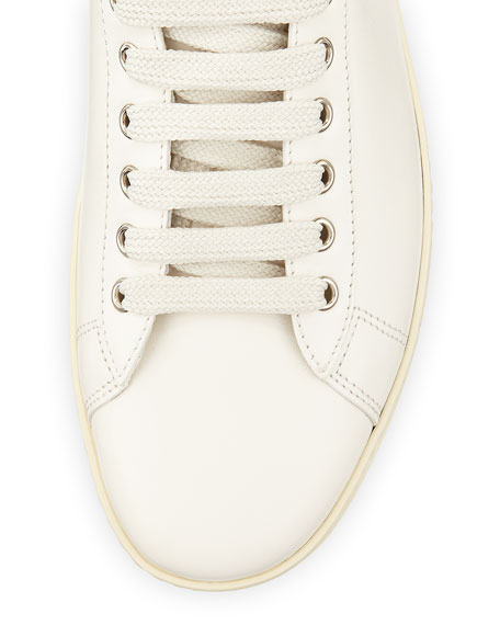 Russel Leather High-Top Sneaker