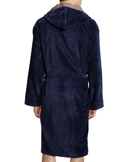 Men's Cotton Spa Robe