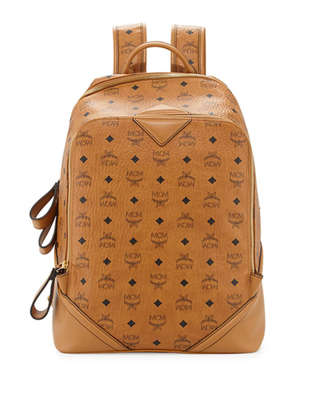 e2d137299bed67 MCM Duke Visetos Backpack
