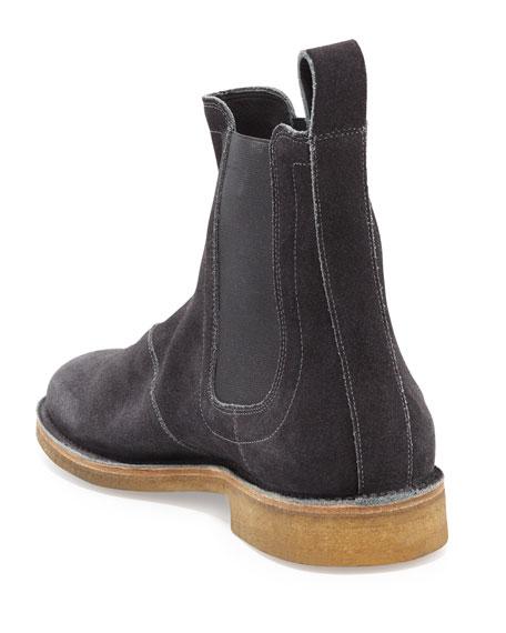 62641b66850 Aussie Suede Chelsea Boots