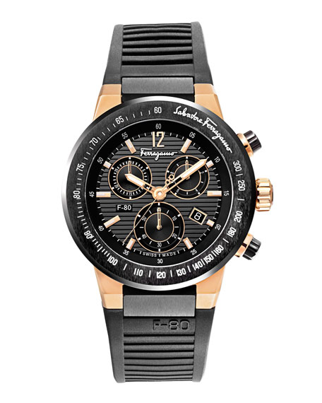 F-80 Titanium Chronograph Watch