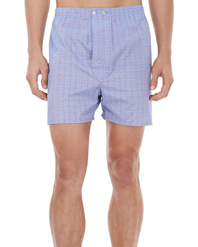 Felsted Classic Boxers  Glen Plaid