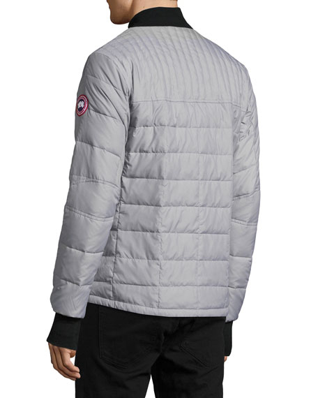 Dunham Down Bomber Jacket