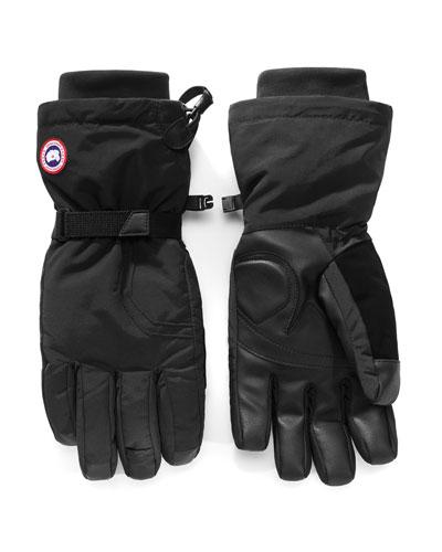 Men's Down-Filled Gloves