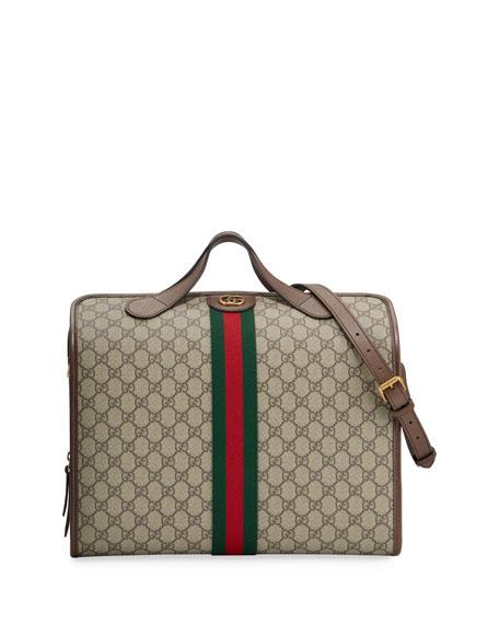 Men's GG Supreme Bowler Bag