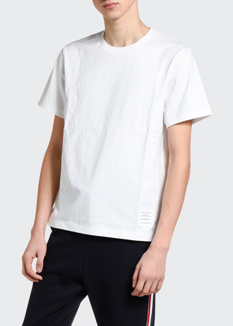 Image 1 of 1: Men's Relaxed-Fit T-Shirt