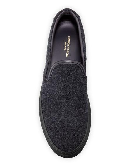 Men's Wool Slip-On Sneakers