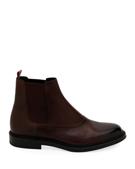 Men's Nikora Leather Chelsea Boots