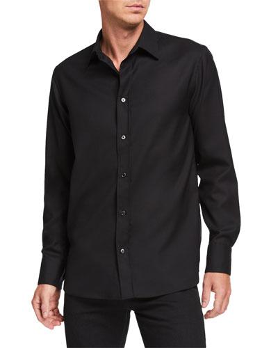 Men's Robin Cashmere Shirt