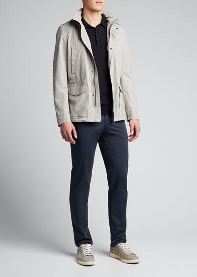 Men's Tech-Twill Field Jacket