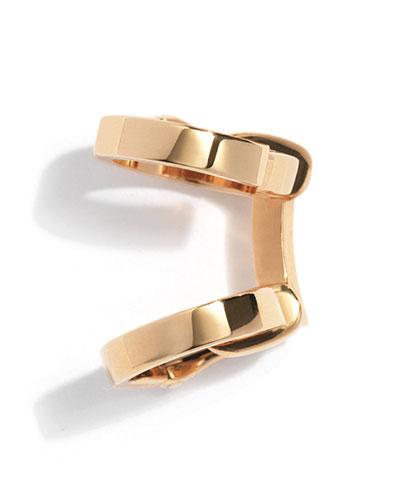 Berbere Single Ear Cuff in 18K Gold